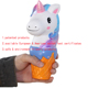 New Novelty Soft Toy Type PU Foam Stress Toy