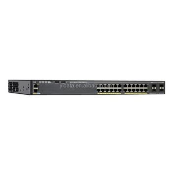 Original New Cisco Ws-c2960x-24ps-l Catalyst 24 Ports Poe Switch 2960  Series - Buy Ws-c2960x-24ps-l,Cisco Poe Switch,2960x 24ps L Product on