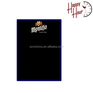 Indoor Magnetic Board with Wooden Frame Wall Decoration