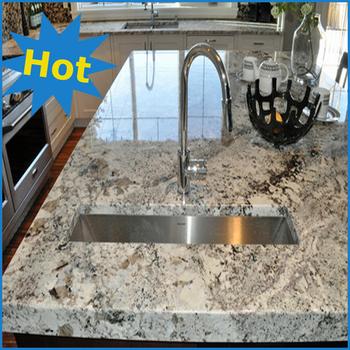 Sink Cutout Granite Countertop Alaska White Granite Buy Alaska