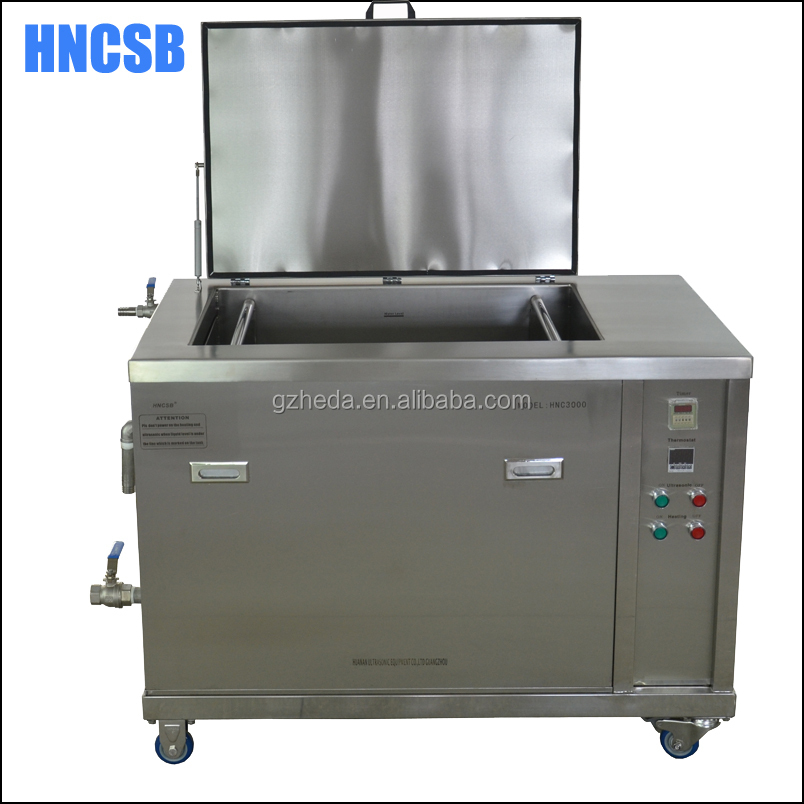 Ultrasone motor carbon cleaner (HNC-4000P) auto deel wasmachine industriële ultrasone bad