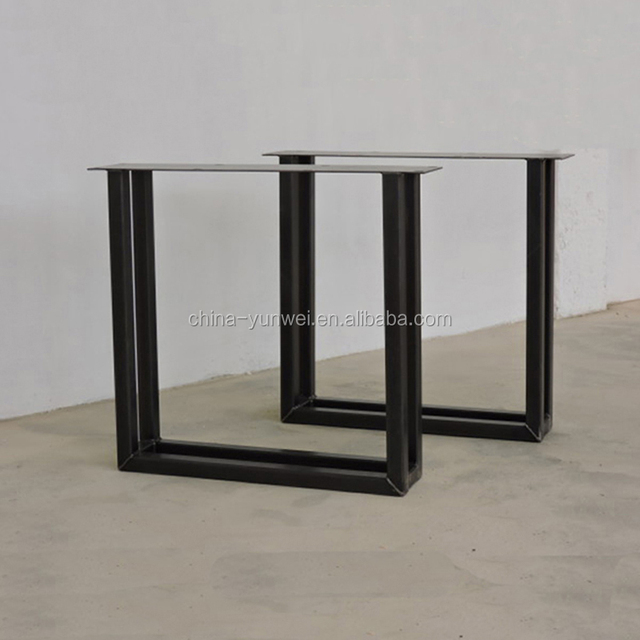 Outdoor Used Ornamental Vintage Steel Metal Table Legs
