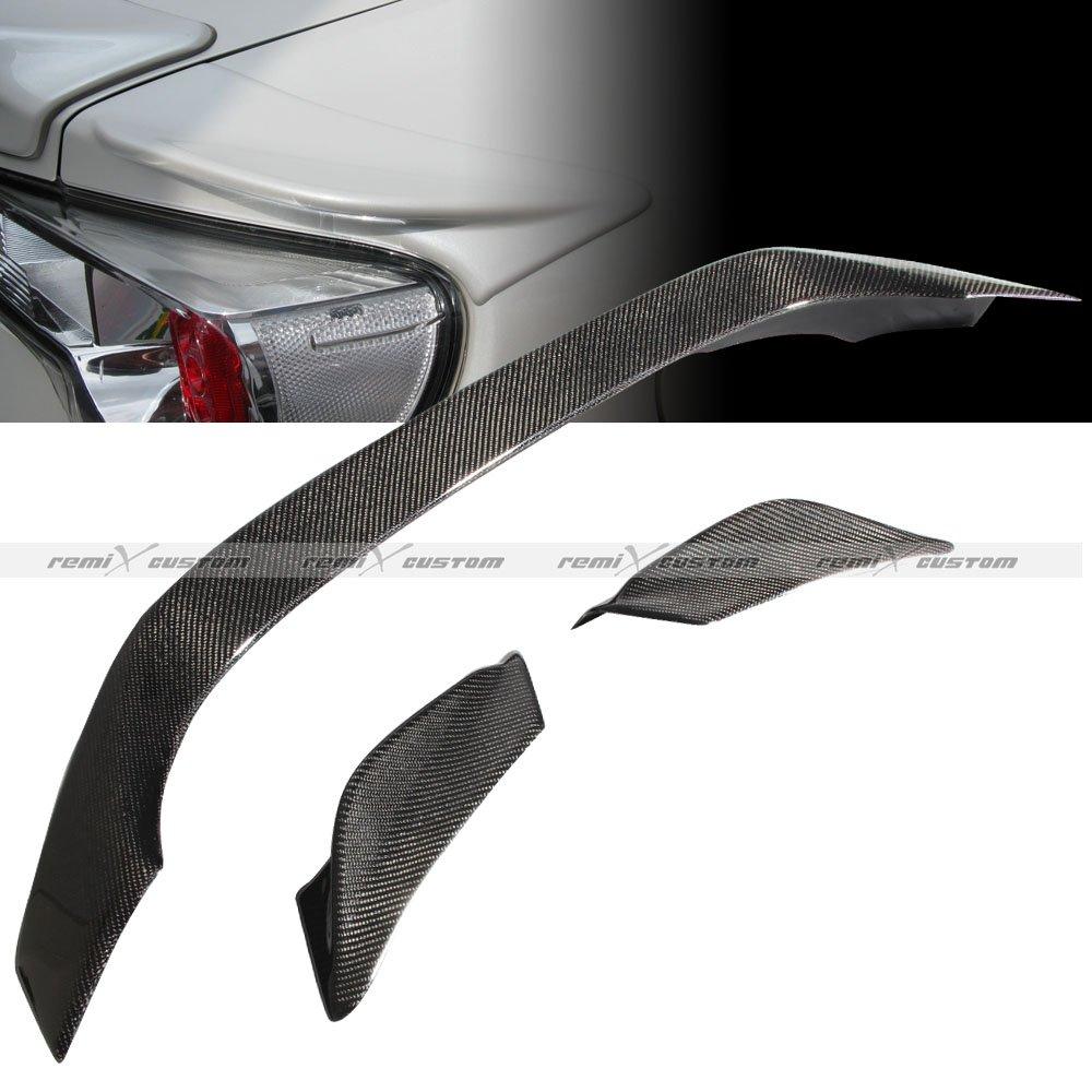 For Subaru WRX STI 13-14 Duraflex VR-S Style Fiberglass Rear Diffuser Unpainted
