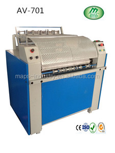 AV-701 high efficiency best price sofa Elastic Webbing Belt Tension Machine/Automatic Tensioning Machine
