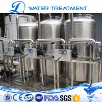 Best Selling Water Sofening Plant with Sodium Ion Exchange Resin for Steam Boiler