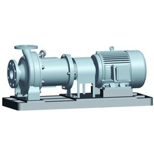 Winding Submersible Chemical Process Circulating Centrifugal Small Flow Pump