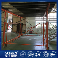 Steel Table or Flying Form Systems Widely Used in Construction Projects