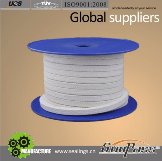 Split & Solid Oil Seals Mill Packing Pump Seal Best Sealing Solution Ramie Fabric Gland Packing