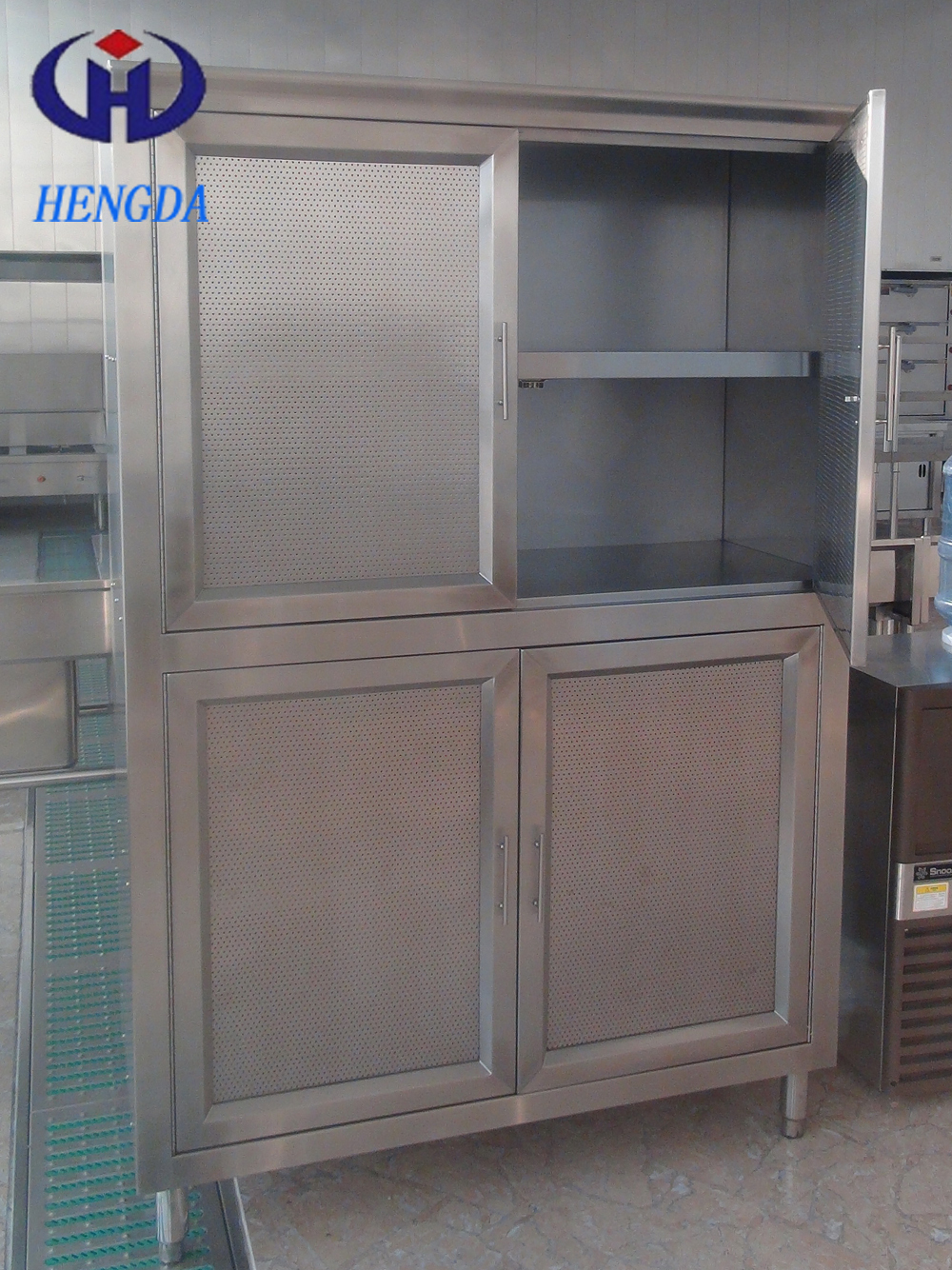 free standing metal kitchen cabinets free standing china stainless steel kitchen cabinet buy 6730