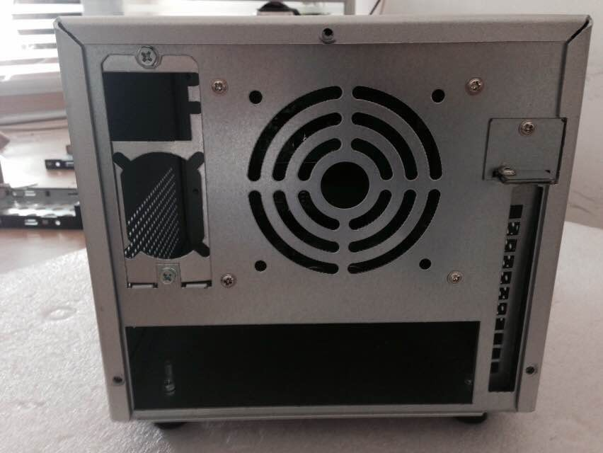 OEM NAS Chassis with 4 bays