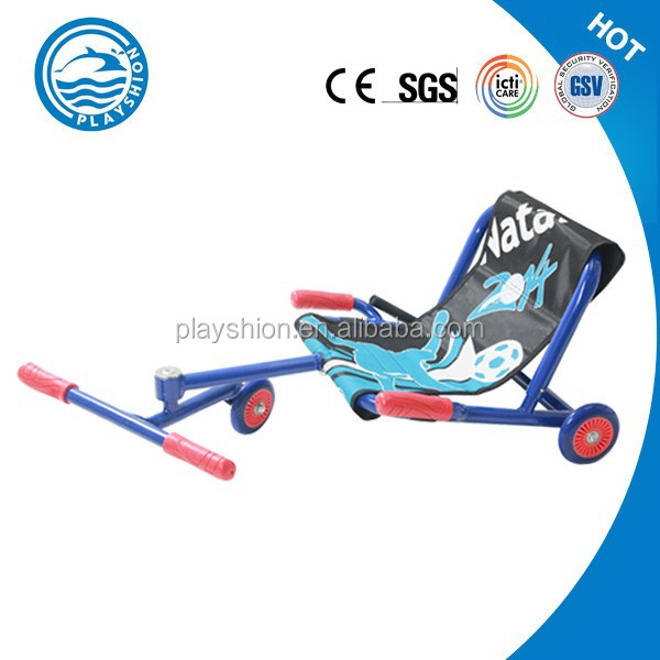High quality wave roller,foot ezy roller,antique push scooters with PVC CUSHION
