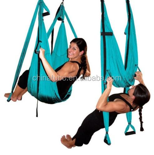 Deluxe Flying Yoga Hammock For Aerial Yoga Antigravity