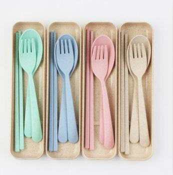 Image result for wheat straw cutlery