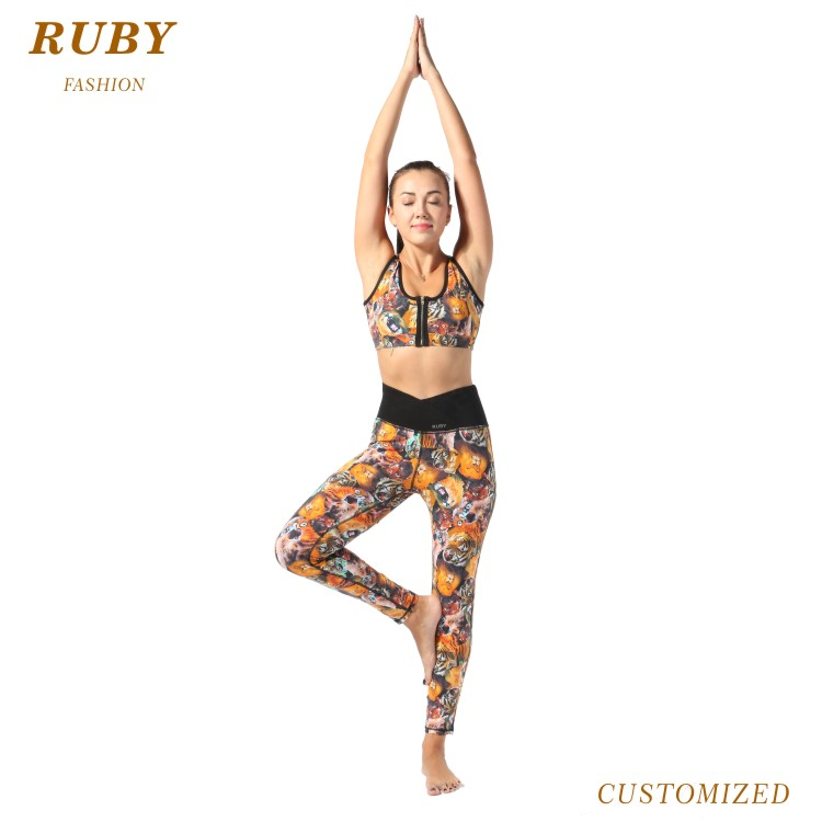 Yoga Sets 2 Piece Yoga Set Sport Wear Women Sports Suit Fitness Gym Clothing Seamless Sports Bra Gym Leggings Workout Running Tracksuits Diversified In Packaging