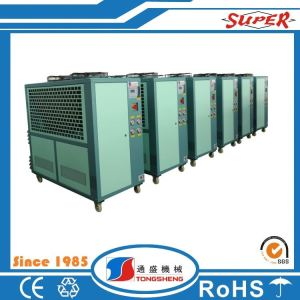 Vacuum electroplating used air cooled chiller /air-cooling chiller