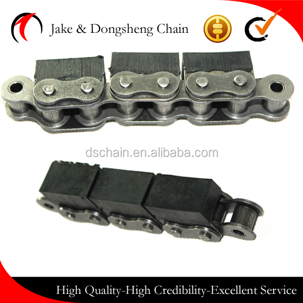 Zhejiang dongsheng rubber conveyor chains