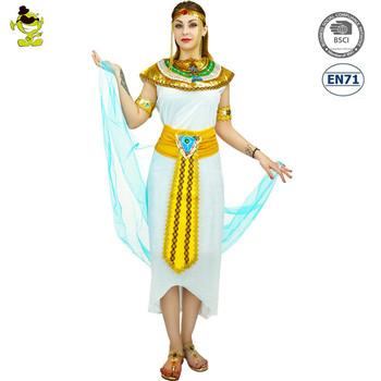 Rainha Egípcia Vestido Branco Para O Dia Das Bruxas Partido Do Carnaval Do Traje Buy Rainha Egípciatraje De Halloweentraje Antigo Product On