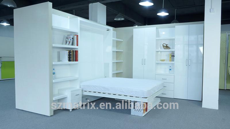 Con divano letto trasformabile muro letto murphy letto