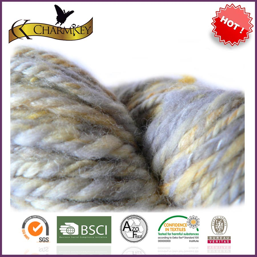Hot sale Good quality factory price provide knitting weaving Nm 1/3.2 wool cashmere blend yarn made in China