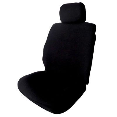 Best Buy Car Seat Cover - Adjustable Headrests, Assorted Colours, Single