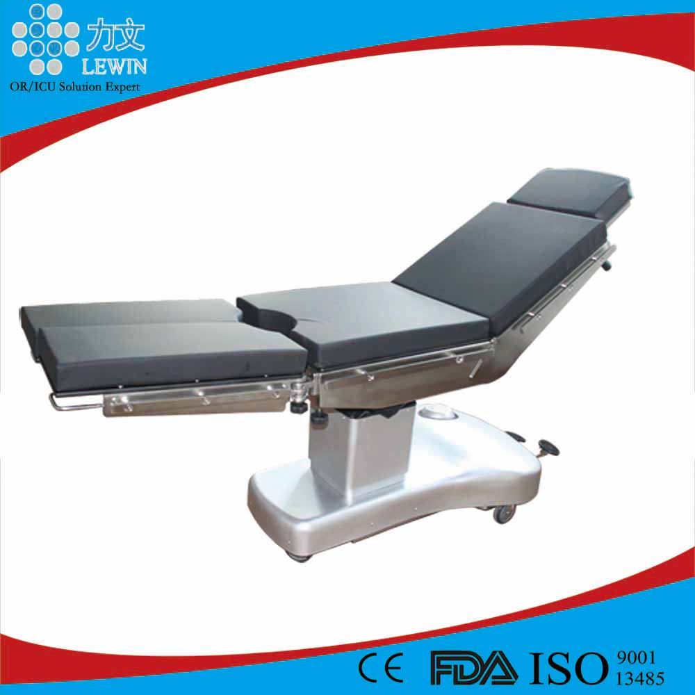 Operation Room Bed Hospital Manual Operating Table CreBle 200