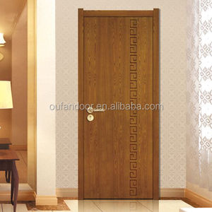 Competitive Price Guaranteed Quality Bali MDF Plywood Sliding Wood Door for Bedroom