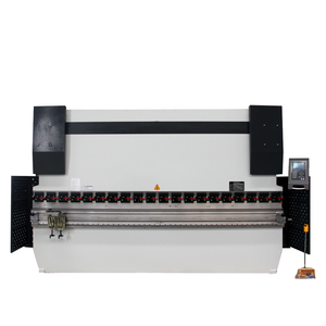Time proof NC hydraulic press brake WC67K-100T/2500