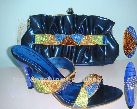 27 shoes bags Italian heel shoes color royal TSH Slingback fashion high amp; blue Ft7wnYqv