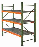 Used Plastic Warehouse Storage Pallet Rack Manufacturer