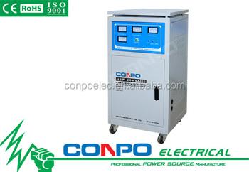 Jsw 20kva 3phase Ferro Resonant Capacitor Type Precision
