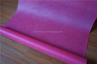 impregnated non woven fabric for decoration and gift and floral wrapper