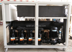 Professional water chiller manufacturer in doha qatar made China