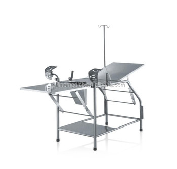 Gyneco Obstetric Delivery Bed View Obstetric Delivery Table Oem
