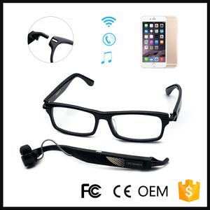 Professional bluetooth sunglasses wireless manufactured in China