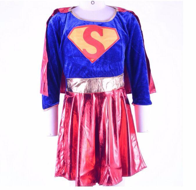Filles Black Widow Costume Marvel Avengers Super Héros Fancy Dress Outfit