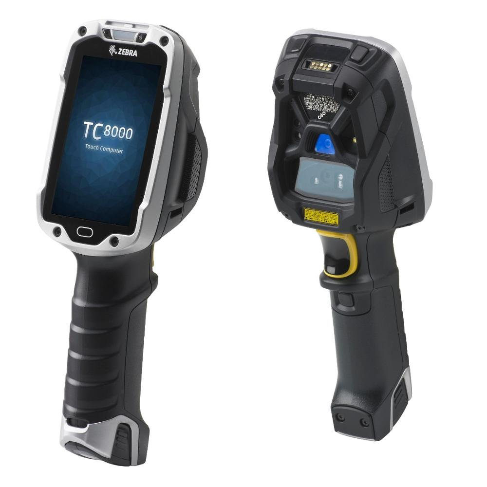 Zebra Tc8000 Touch Warehouse Mobile Computer Android 5 1x Handheld Barcode  Scanner Witn Nfc - Buy Nfc,Zebra Mobile Computer,Barcode Scanner Product on