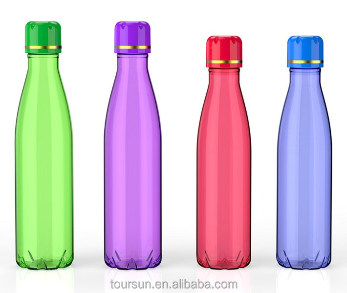 High quality various size plastic drinking voss water bottle
