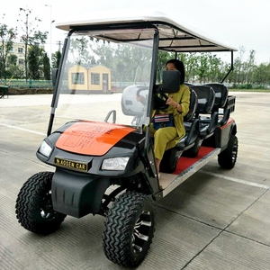 Competitive price golf cart electric Long service life