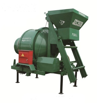 JZC350 diesel engine concrete mixer machine in ethiopia, prices south africa