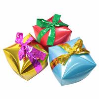 Birthday Gift Box Aluminium Foil Balloon Supply
