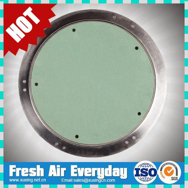 Round Aluminium Panel : Round circular waterproof aluminum ceiling access panel
