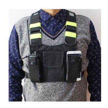 ac5736382fa6 Pocket Pack Holster Vest,Durable Radio Chest Rig Bag - Buy Radio Chest Rig  Bag Product on Alibaba.com