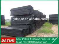Competitive price wooden sleepers of railway,new railway sleepers wood