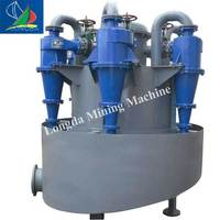 sand washing equipment Dewatering hydrocyclone for Gold Mineral Separator Machine