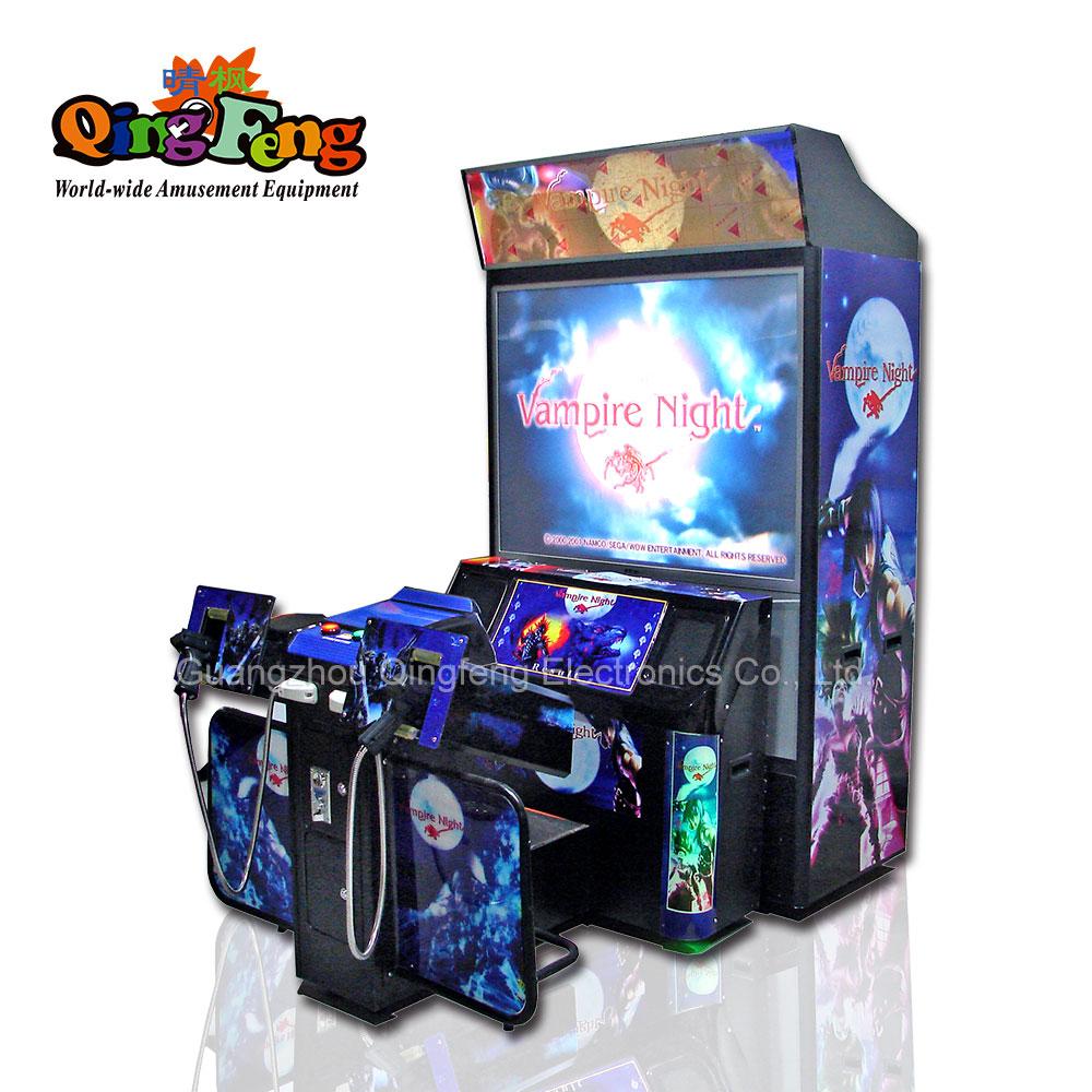 игровые автоматы про вампиров