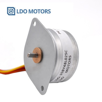 Pm Stepper Motor 35by48 For Automatic Locking
