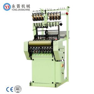 High adaptability belt cloth weaving machine+tatting shuttle loom