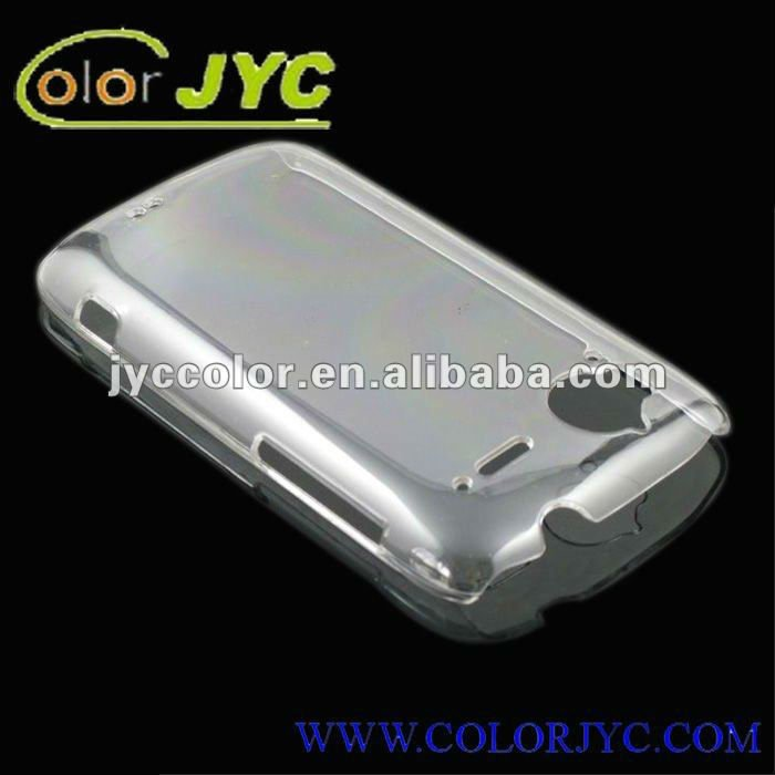 factory price cell phone crystal case(for HTC G14)