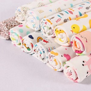 Wholesale african style 100% cotton custom calico pigment baby fabric animal print cotton fabric