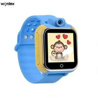 Wonlex GW1000 4G WiFi Kids GPS Android Smart Watch Mobile Phone with Camera for School Children